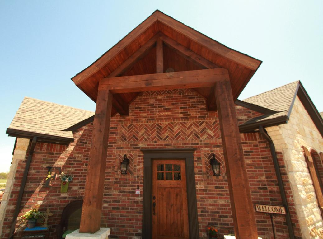 Image of: Triangle Home Exteriors