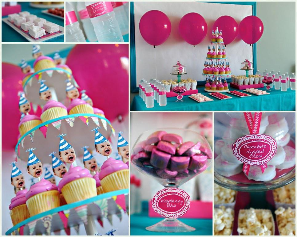 Image of: Unique 50th Birthday Party Decoration Ideas