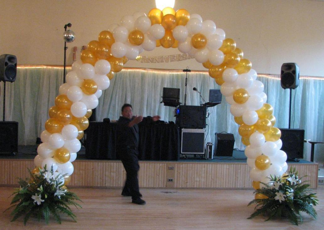 Wedding Balloon Decorations