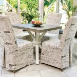 White Dining Chair Covers
