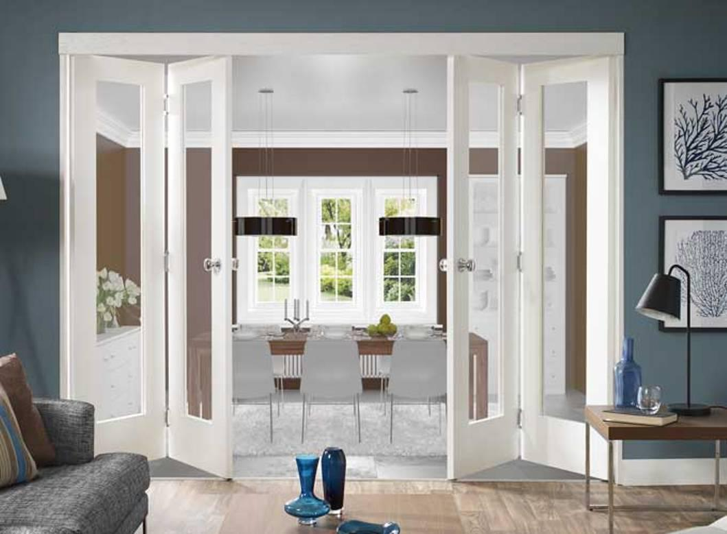 Wood Glass Interior Doors