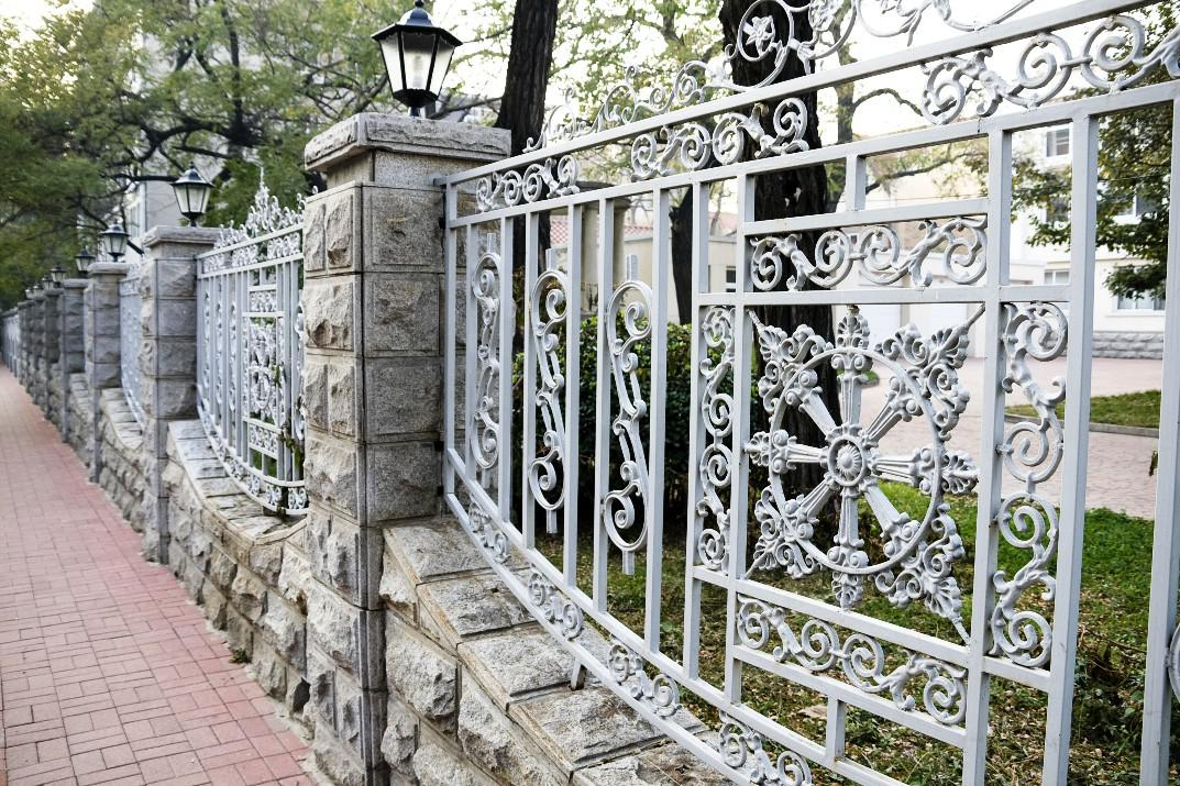 Image of: Amazing Decorative Fencing