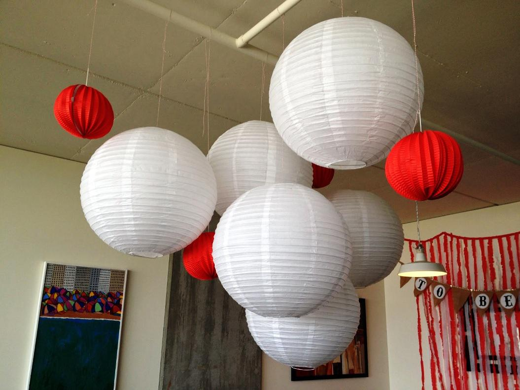 Image of: Amazing Decorative Lanterns