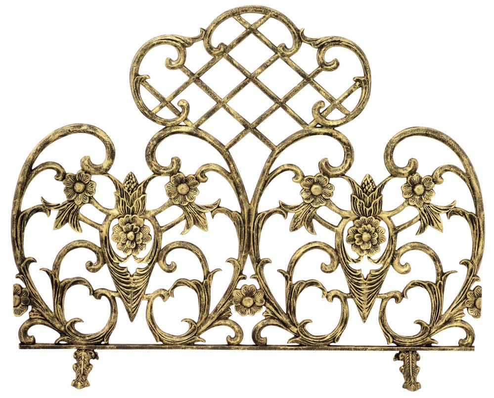 Image of: Antique Fireplace Screens