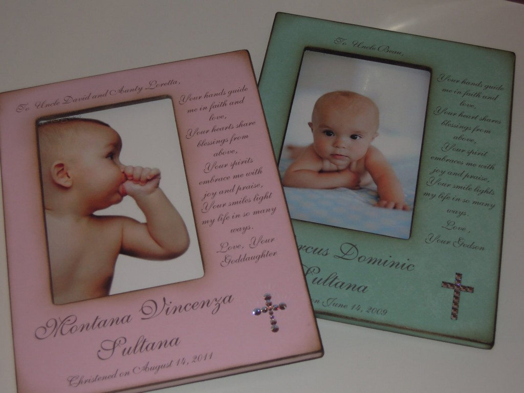 Image of: Baptism Gift Ideas From Godparents