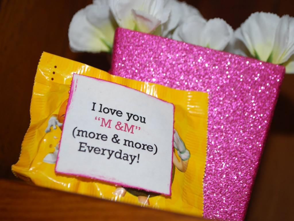 Image of: Candy Gram Ideas For Boyfriend
