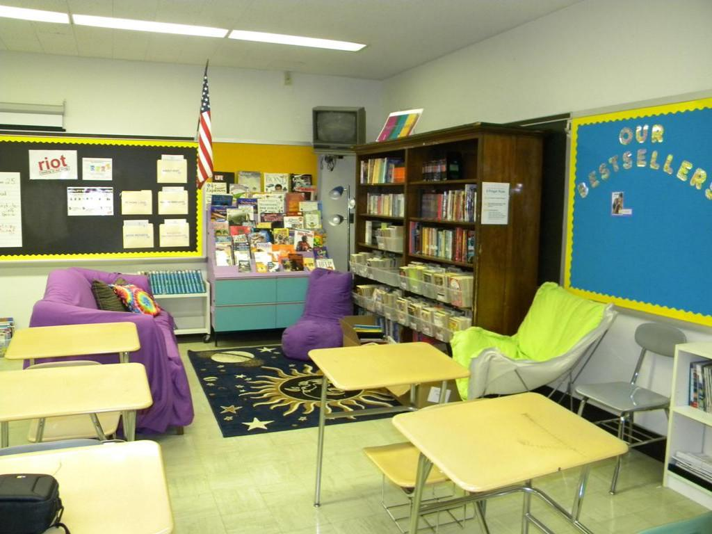 Image of: Classroom Decorating Ideas For High School