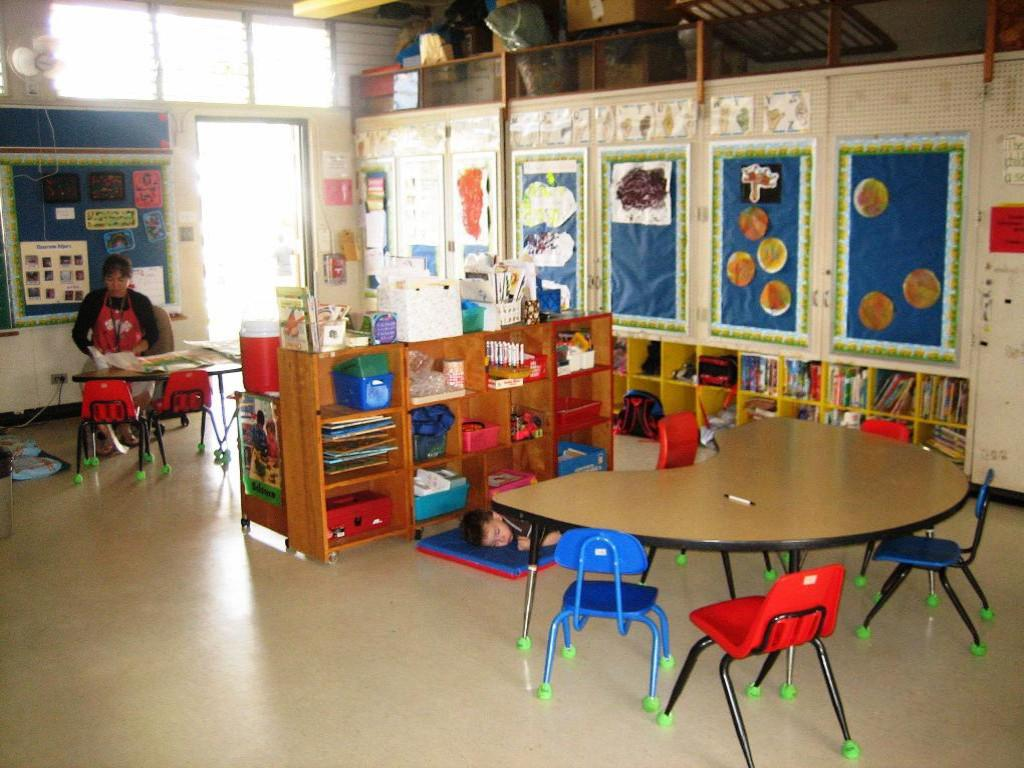 Image of: Easy Classroom Decorating Ideas For Preschool