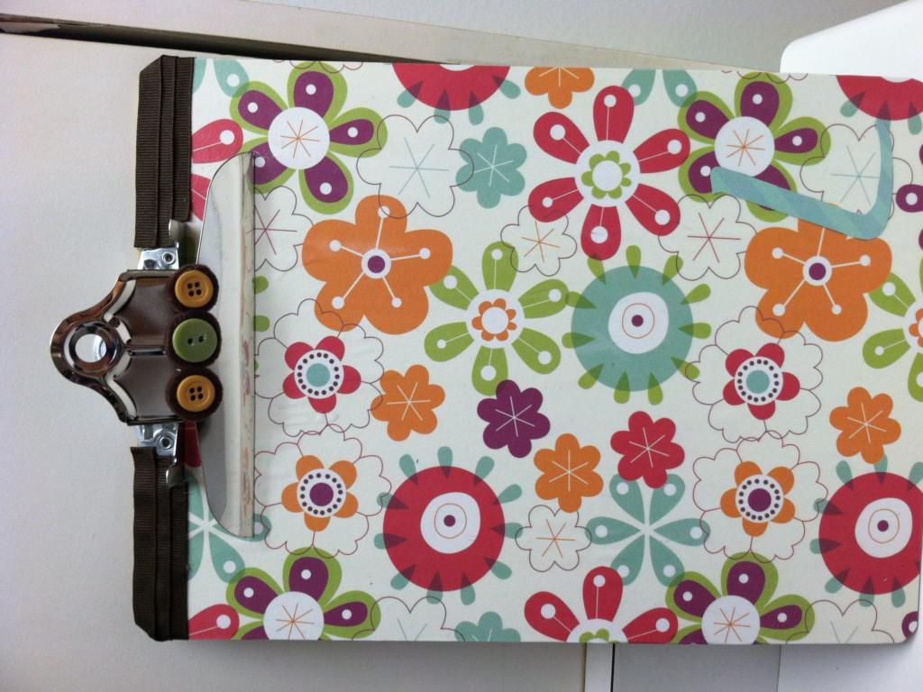 Image of: Clipboard Decorating Ideas
