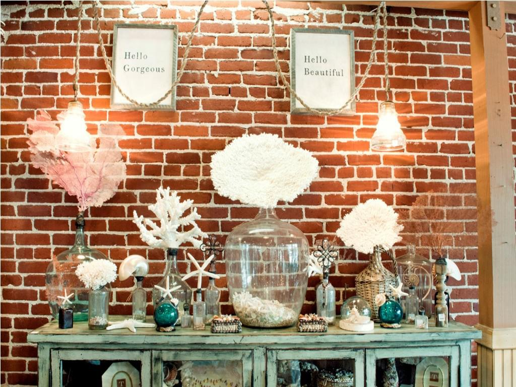 Image of: Coastal Decorating Stores
