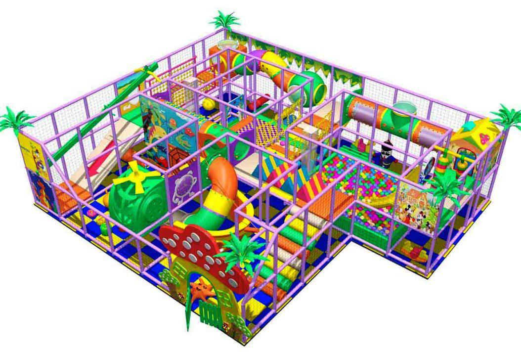 Image of: Commercial Indoor Playground Equipment