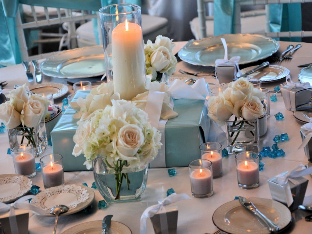 Image of: Contemporary Bridal Shower