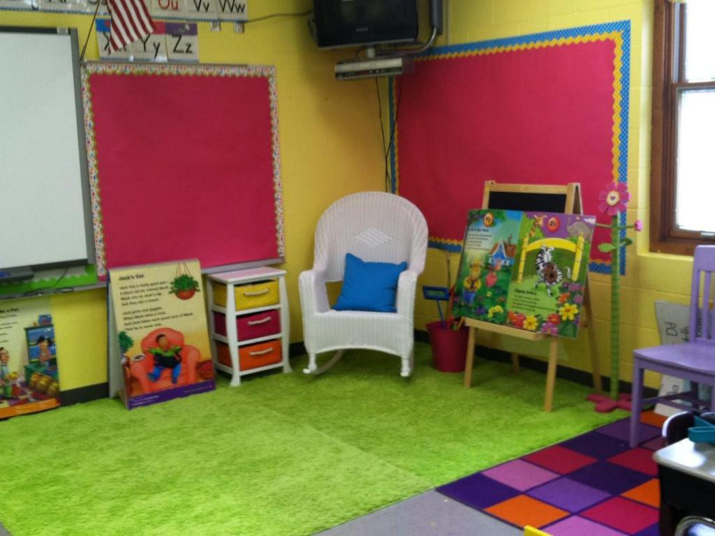 Image of: Cool Classroom Decorating Ideas