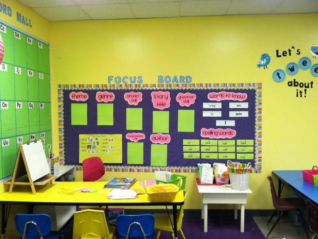 Cute Classroom Decorating Ideas