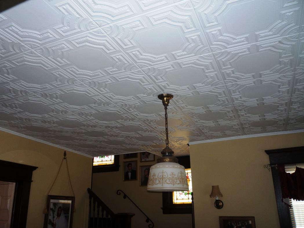 Image of: Decorative Ceiling Tiles 12×12