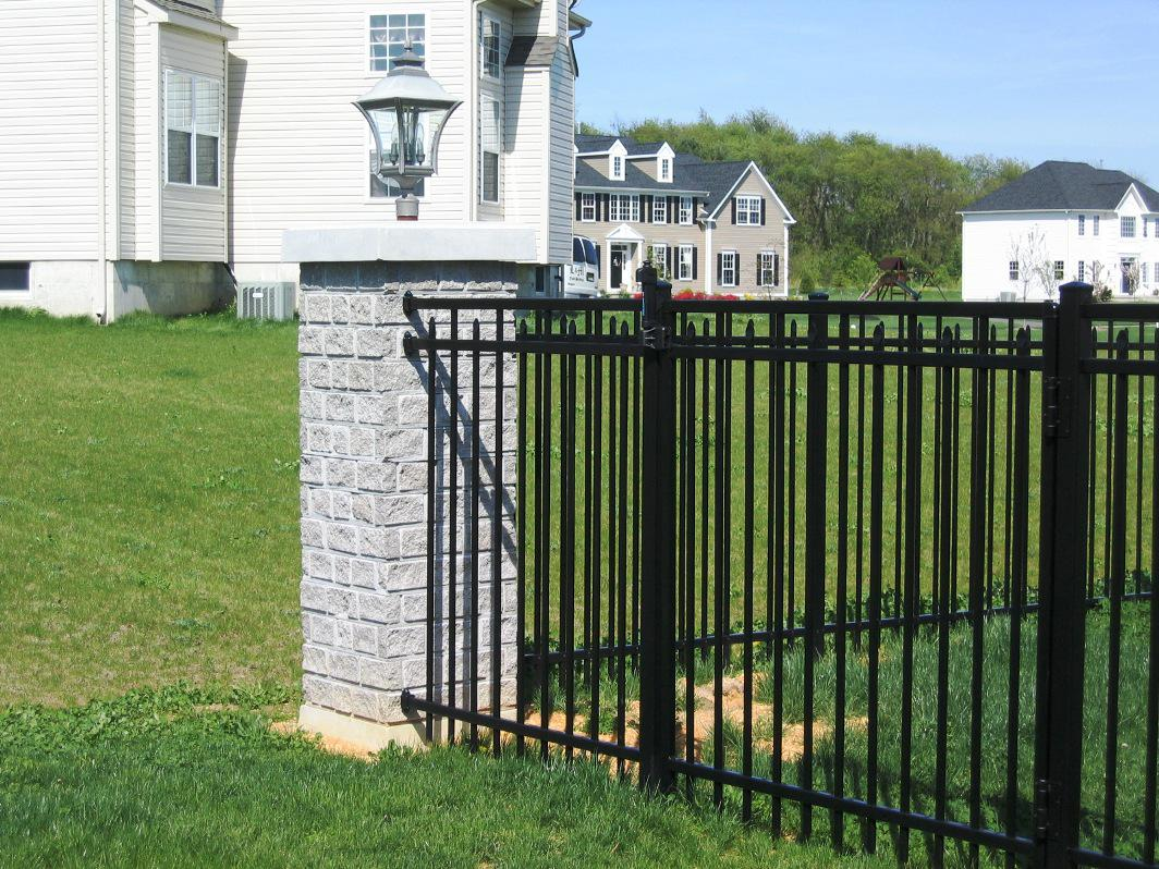 Image of: Decorative Fencing Panels
