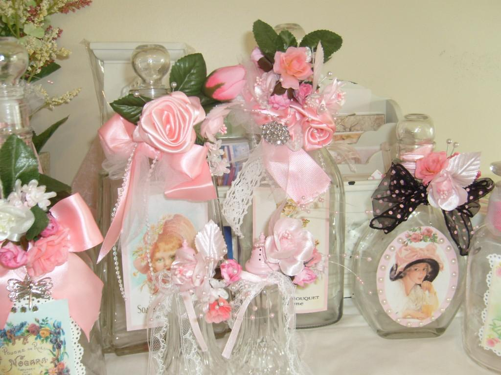 Image of: Decorative Jars For Gift
