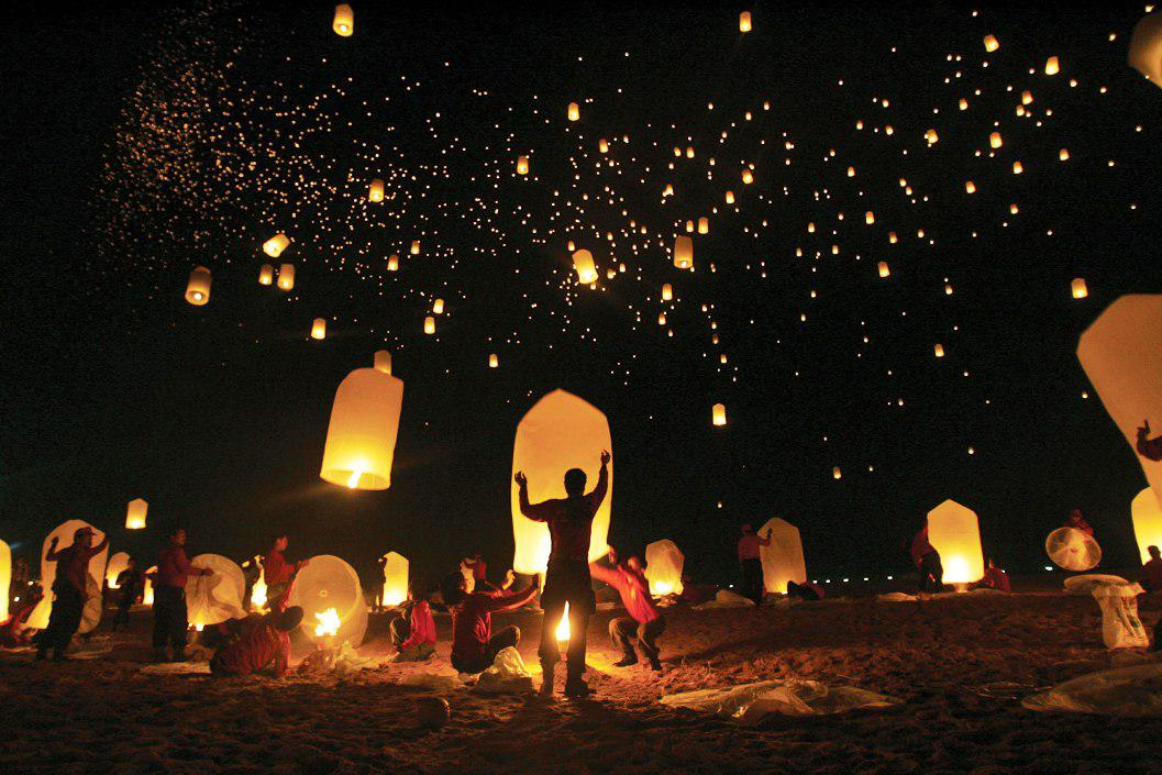 Image of: Decorative Paper Lanterns