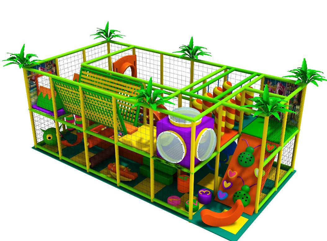 Image of: Extreme Fun Indoor Playground