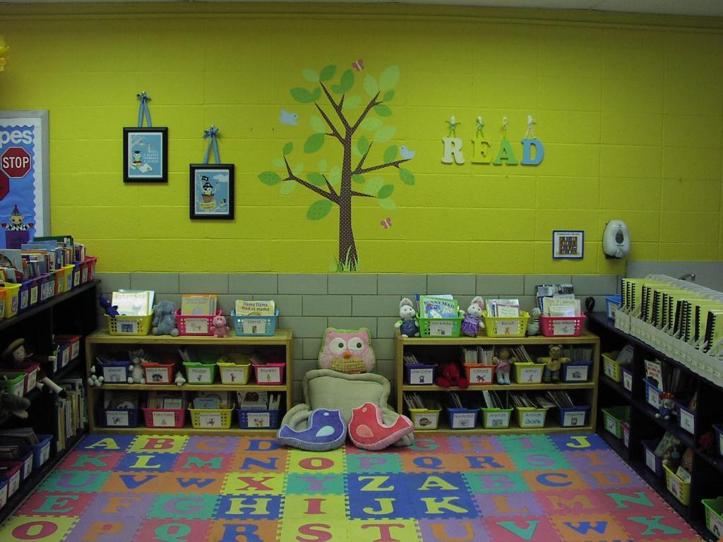 Image of: Great Fun Classroom Decorating Ideas