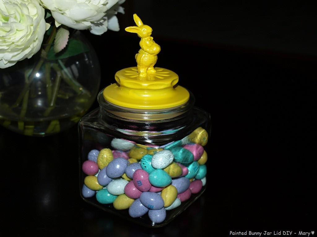 Glass Jar Decoration