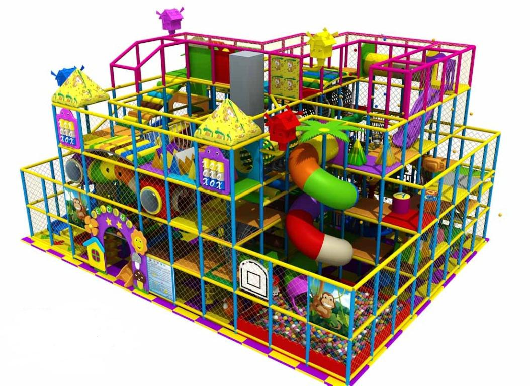 Image of: Indoor Playground Fun