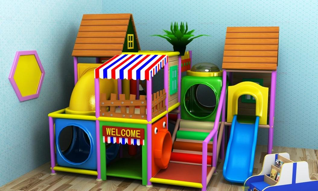 Image of: Indoor Playground for Sale