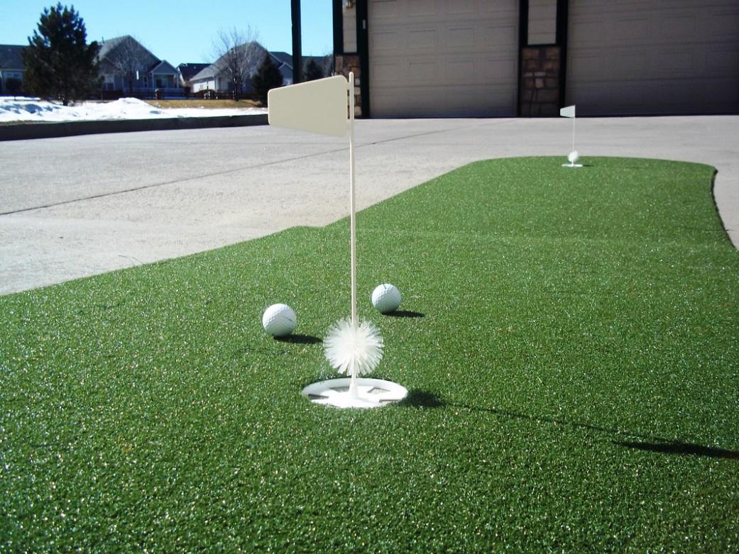 Image of: Indoor Putting Green Carpet