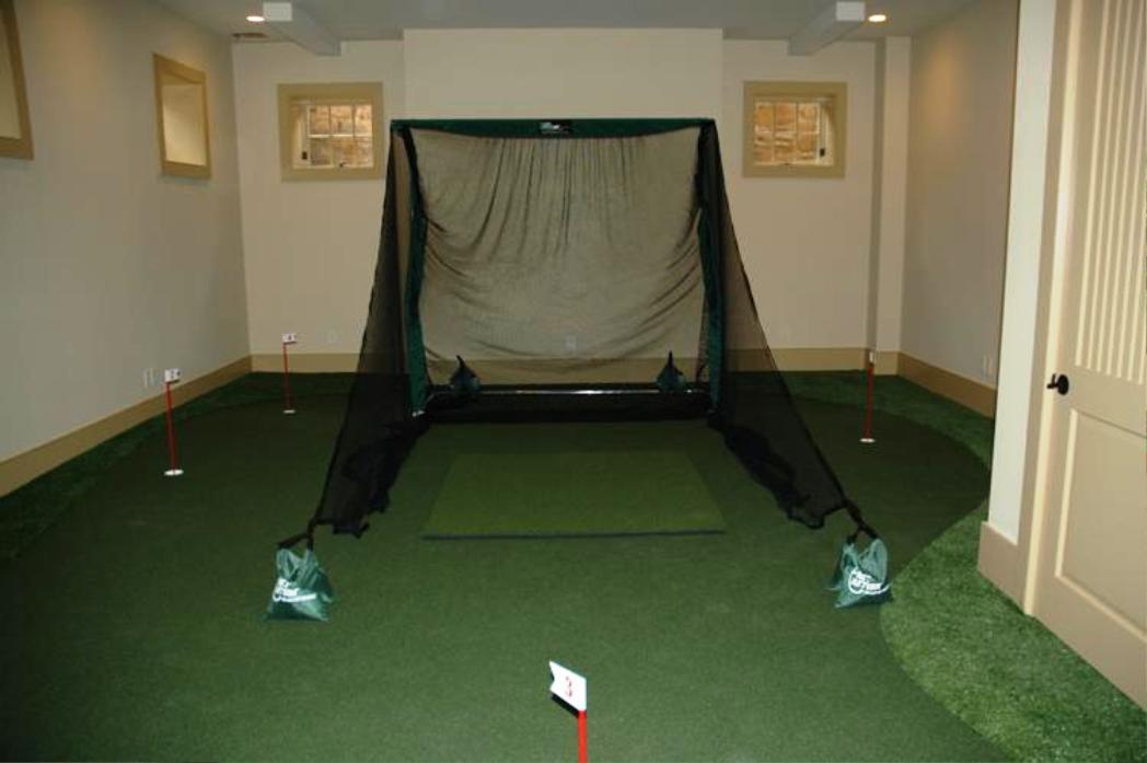 Image of: Indoor Putting Green Cups