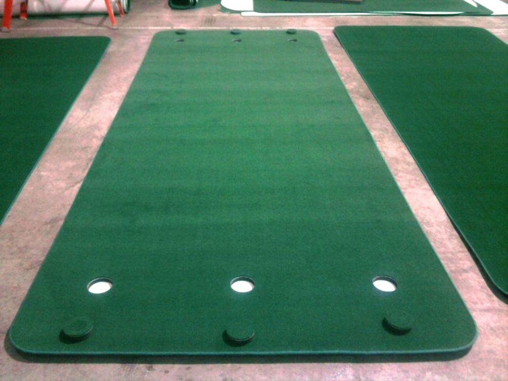 Image of: Indoor Putting Green for Kids