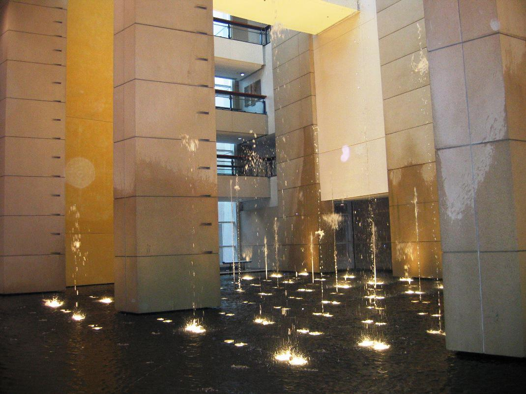Image of: Indoor Wall Fountains Awesome Design