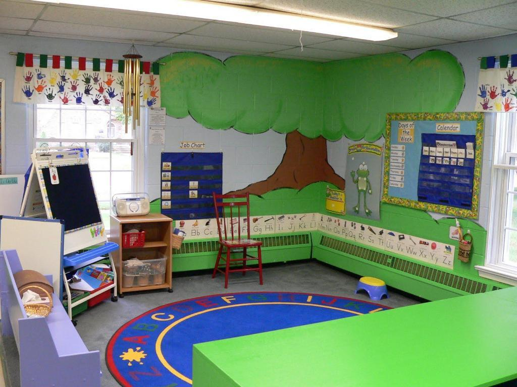 Image of: Kindergarten Classroom Decor Ideas