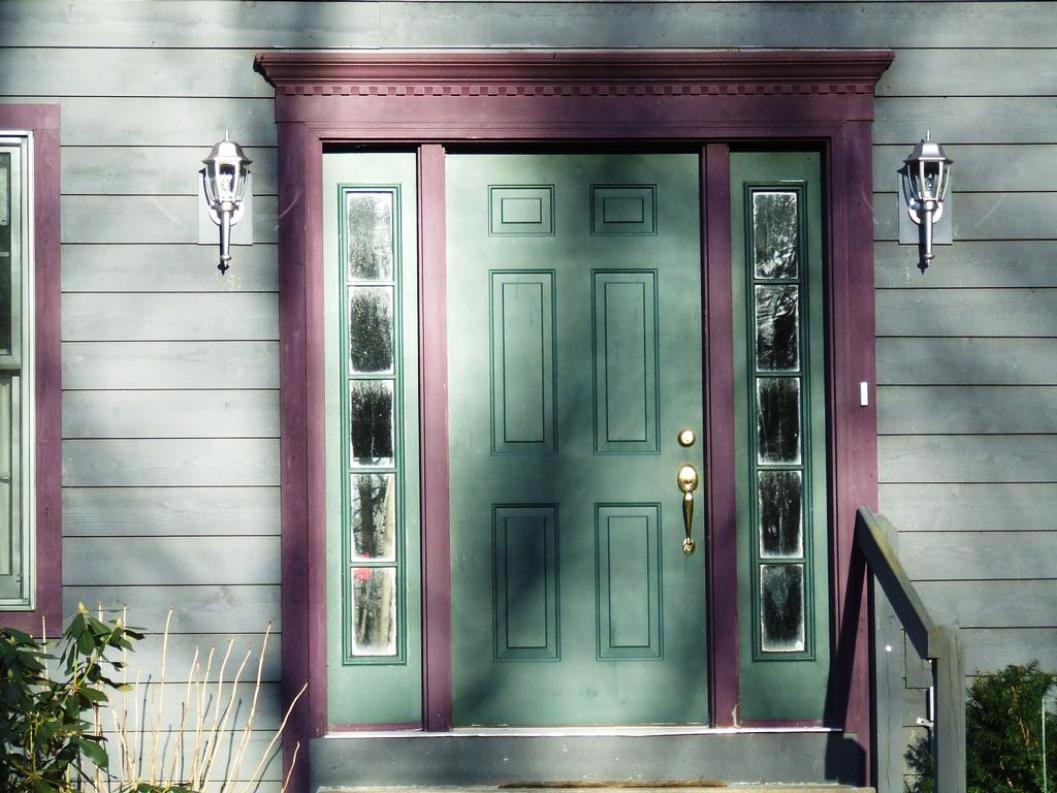 Image of: Lowes French Doors