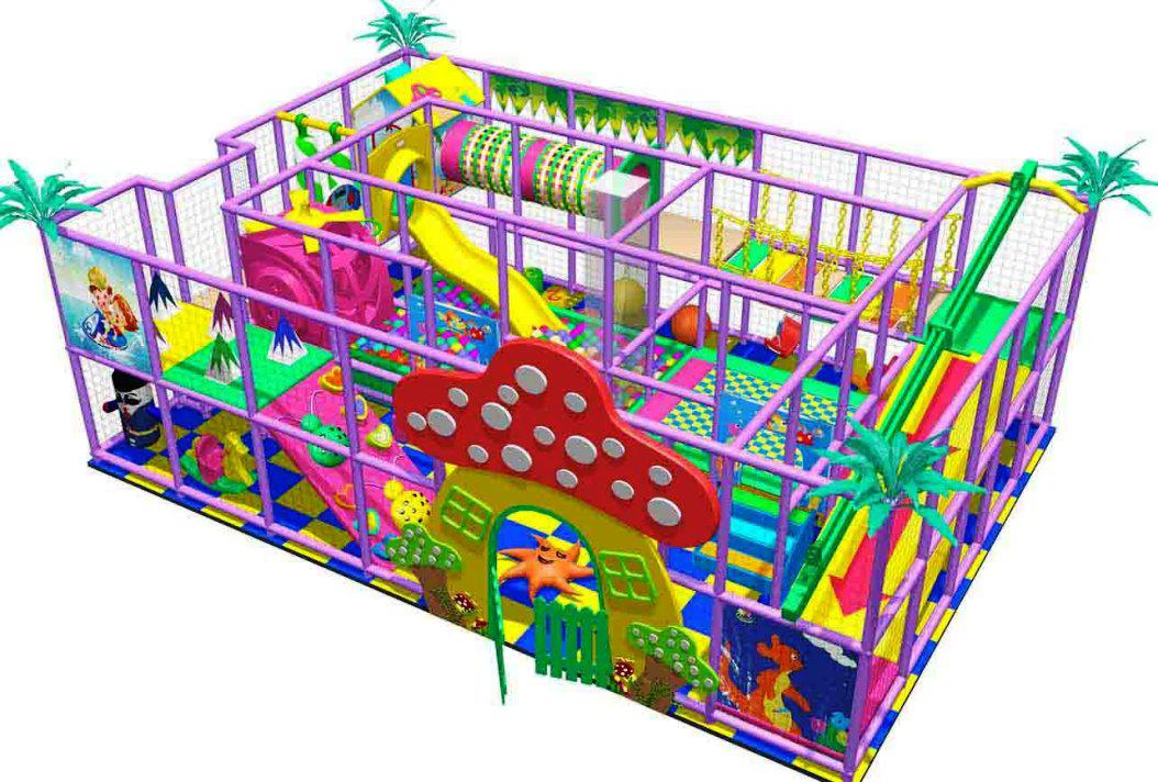 Image of: Mini Mania Indoor Playground