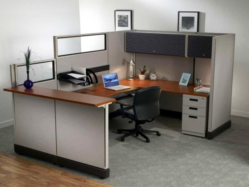 Image of: Office Cubicle Decoration