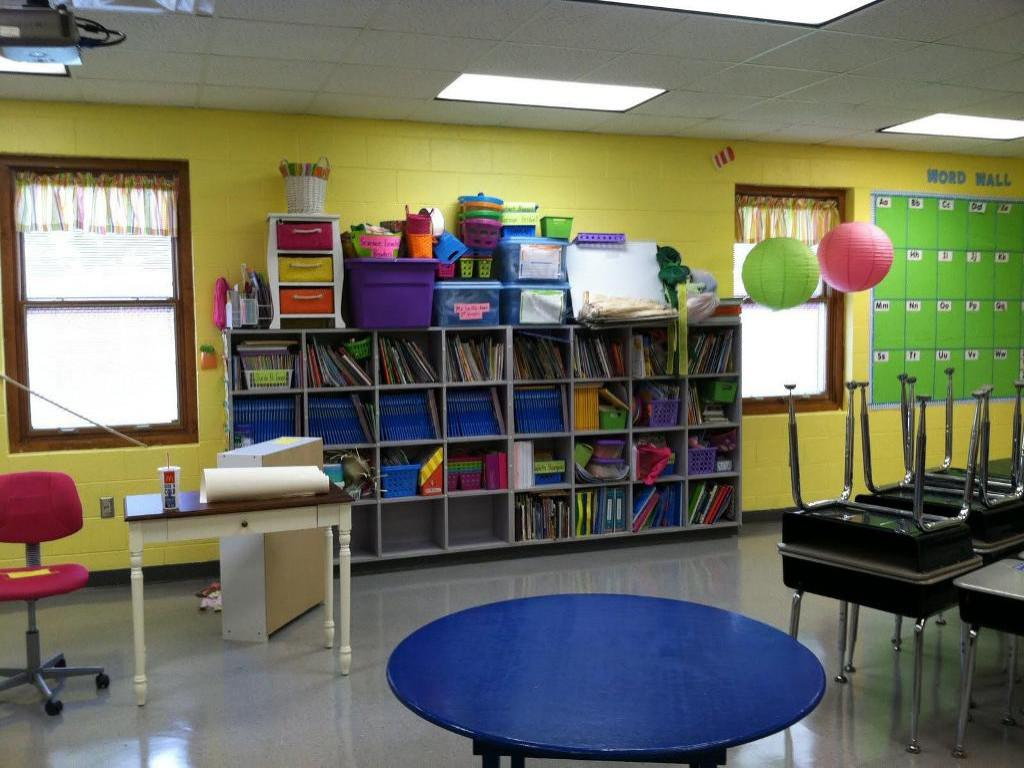 Image of: School Classroom Decorating Ideas