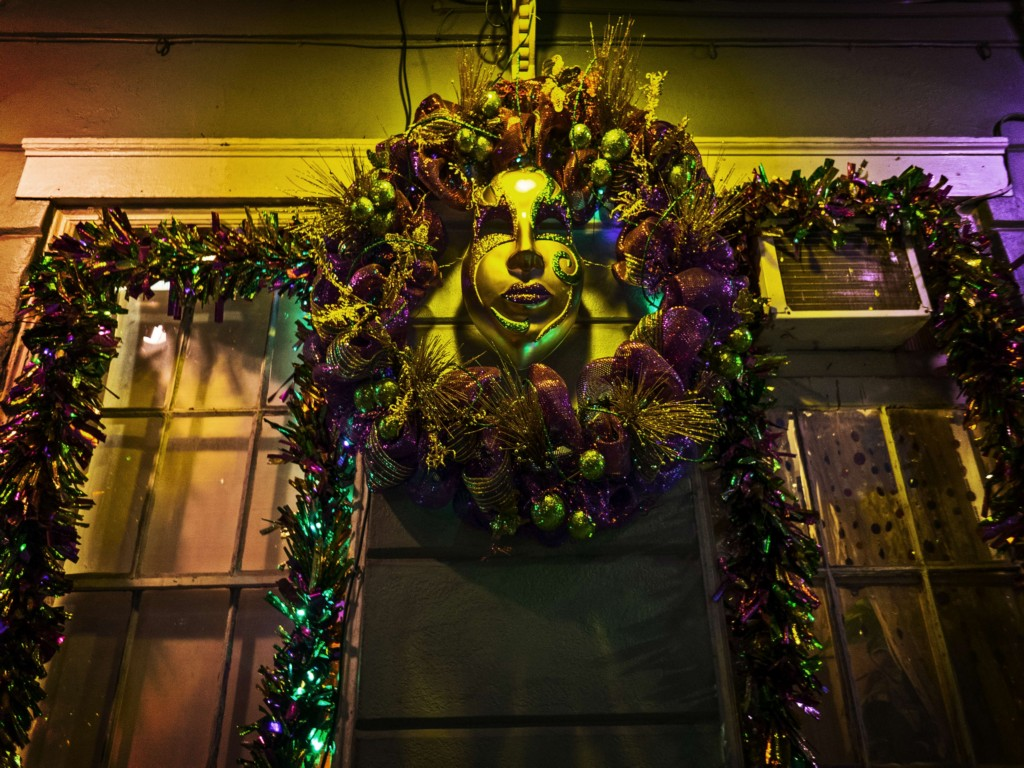 The Celebration Of Mardi Gras
