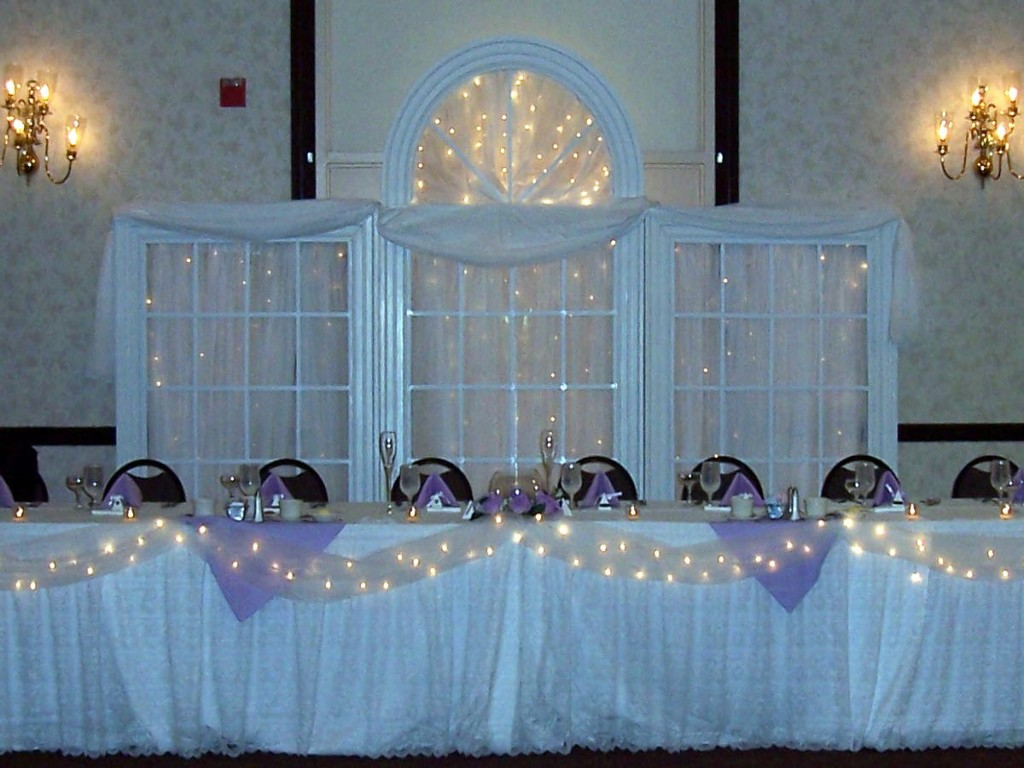 Image of: Wedding Reception Decor Ideas