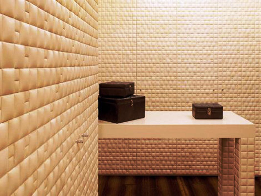 Image of: Awesome Interior Wall Paneling