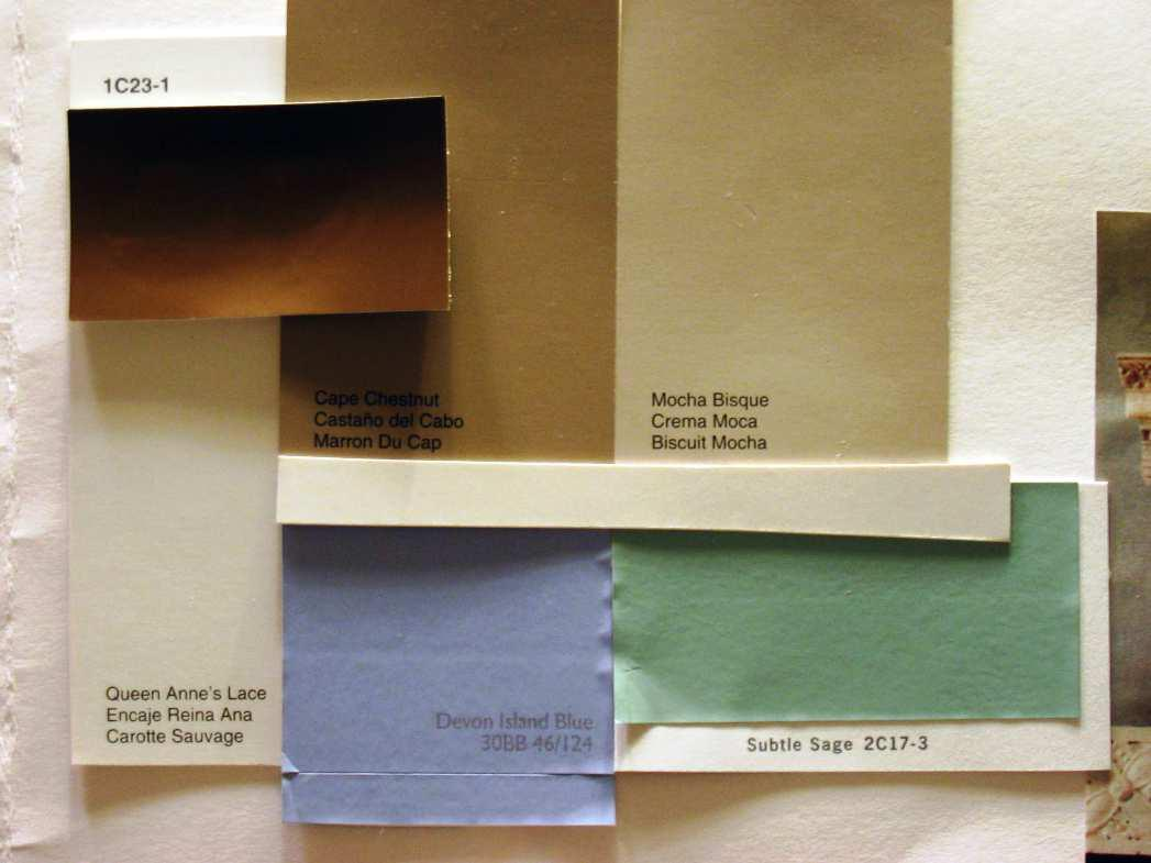 Image of: Interior Paint Color Schemes Designs Ideas
