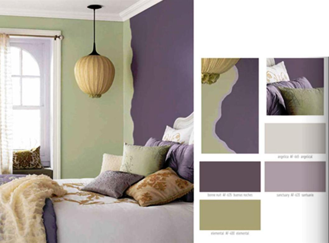 Image of: Paint Color Combinations