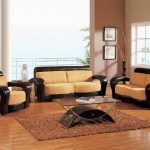 Yellow Couches Living Room