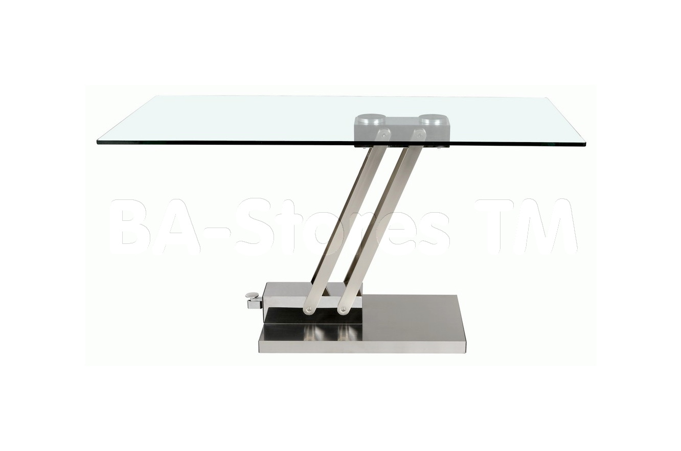 Image of: Adjustable Height Dining Table