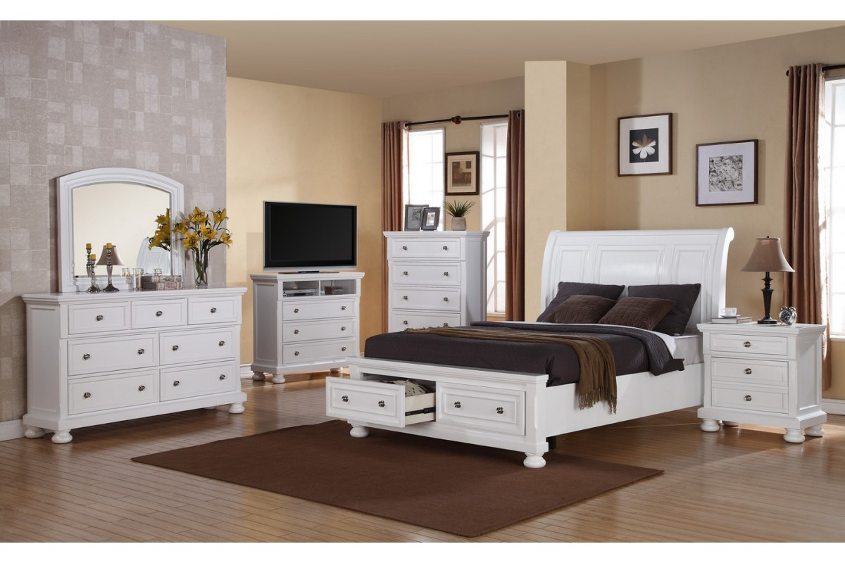 Image of: Affordable Contemporary Bedroom Sets