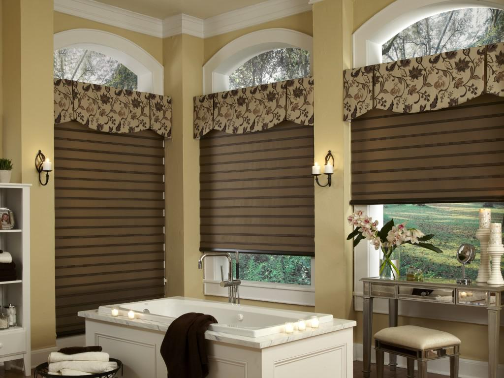 Image of: Amazing Window Treatments