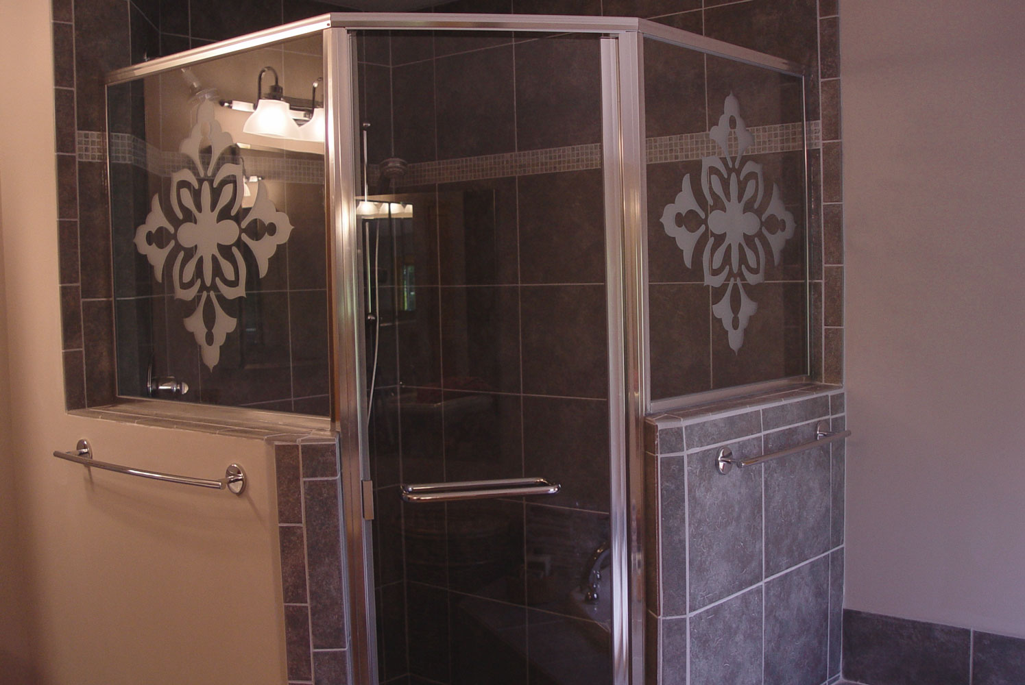 Image of: Asco Glass Shower Enclosures