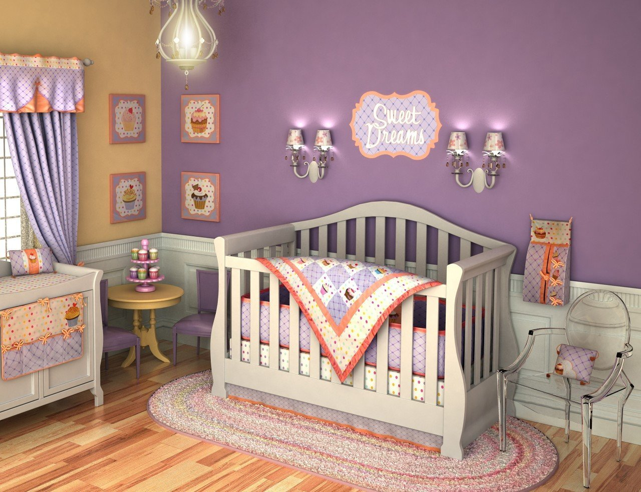 Image of: Baby Bedding Picture