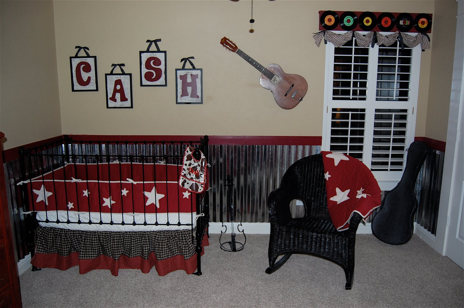 Image of: Baby Boy Nursery Ideas