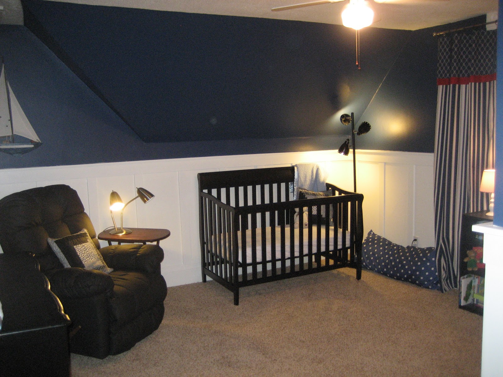 Image of: Baby Boy Nursery Wall Decals