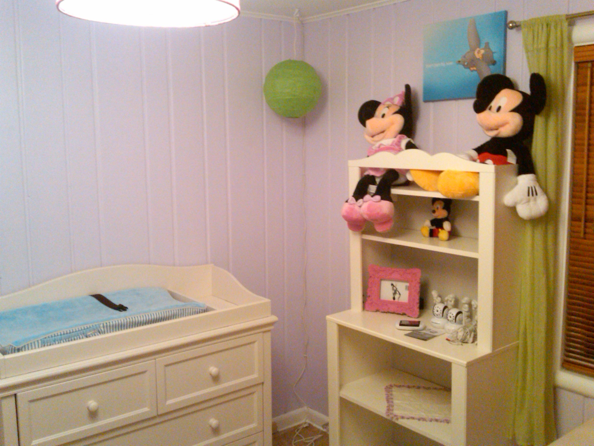 Image of: Baby Mickey Nursery